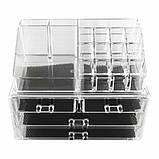 Настольный ящик органайзер шкатулка Storage Box Ultra Quality (R0103), фото 2