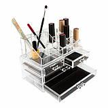 Настольный ящик органайзер шкатулка Storage Box Ultra Quality (R0103), фото 5