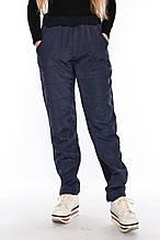 Теплые брюки женские с флисом