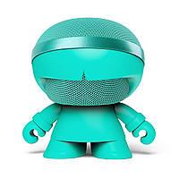 Wels Акуст. стереосистема XOOPAR - XBOY GLOW(12cm,мят.,Bluetooth,MP3/SD-карт,микроф.,аудио&USB-каб.,LED), фото 1