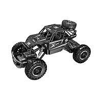 Автомобиль off-road crawler на р/у – rock sport (черный), фото 1
