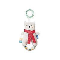 Wels Развивающая игрушка подвеска коллекции Полярное сияние - БЕЛЫЙ МЕДВЕЖОНОК Taf Toys, фото 1
