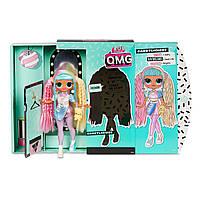 Игровой набор с куклой ЛОЛ l.o.l. surprise! серии o.m.g  s2   Леди Бон Бон (565109), фото 1
