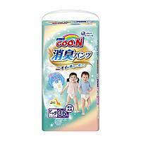 Wels Трусики-подгузники goo.n серии aromagic deo pants для детей (xl, 12-20 кг), фото 1