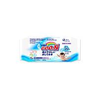 Wels Влажные салфетки goo.n для чувствительной кожи (увеличенные)