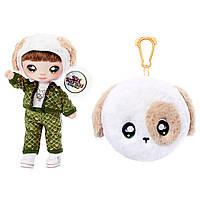 Игровой набор с куклой Na Na Na Surprise S1 W2 – Майкл Манчестер мальчик щенок на на на лол кукла 564737-W2-2, фото 1