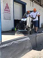 Влаштування полірованої бетонної підлоги