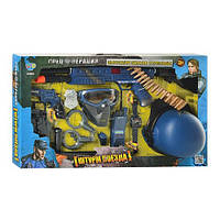 Детский набор полиции Limo Toy 33500