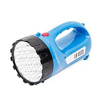 Фонарь аккумуляторный Intertool LB-0101 19 LED+15 LED INT