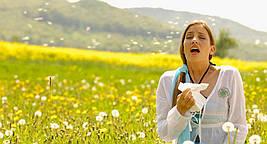Какие продукты снижают проявление аллергии?