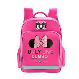 Школьный рюкзак Микки Маус для девочек начальных классов 1-4 класс