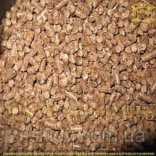 Наповнювач деревне для гризунів, упаковка по 15кг