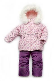 Комбинезоны зимние для девочек