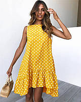 "Платье ""Wallot"" yellow"