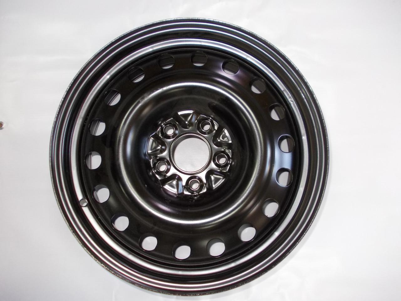 Стальные диски R17 5x114.3, стальные диски на Mazda Tribute, железные диски на Мазду Трибуте
