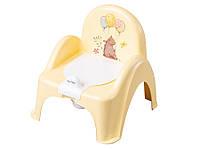 622430 Горшок-стульчик Tega Forest Fairytale FF-007 109 light yellow