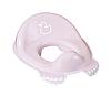 622450 Накладка на унитаз Tega Duck DK-002 нескользящая 130 light pink