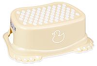 622494 Подставка Tega Duck DK-006 нескользящая 132 light yellow