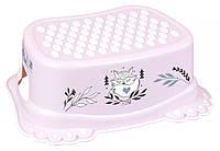624805 Подставка Tega Little Fox (plus baby) PB-LIS-006 нескользящая 130 light pink