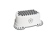 622497 Подставка Tega Royal Baby RL-006 нескользящая 103-C white-black