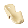 622339 Горка для купания Tega Duck DK-003 нескользящая 132 light yellow