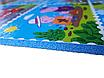 Детский коврик 1900х960х8мм, «Кадры Мультфильмов», теплоизоляционный, развивающий, игровой коврик, фото 2