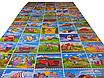 Детский коврик 1900х960х8мм, «Кадры Мультфильмов», теплоизоляционный, развивающий, игровой коврик, фото 3