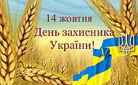 """14 октября 2015 - """"День защитника Украины""""."""