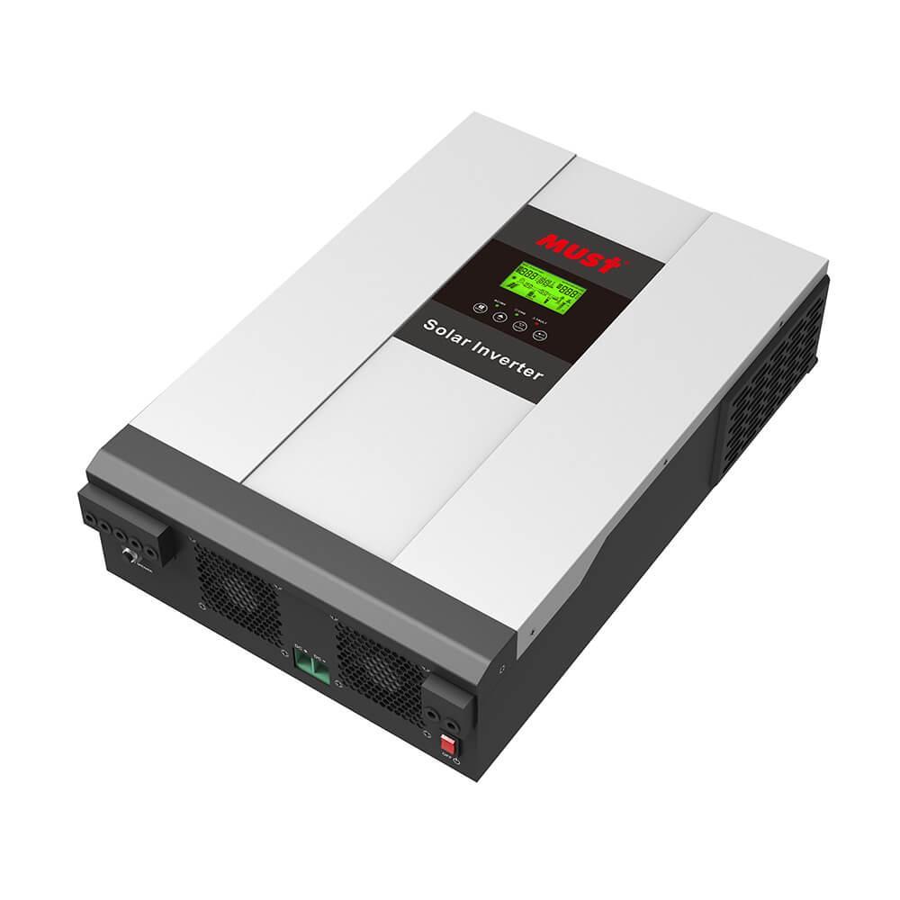 Інвертор MUST PV18-5048 VHM/5000W(MPPT)/DC48V/80A Новинка 2020