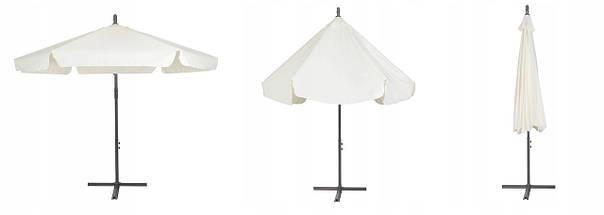 Зонт садовый угловой с наклоном Springos 270 см GU0008, фото 3