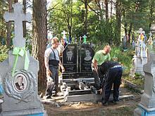 Демонтаж памятников Луцк
