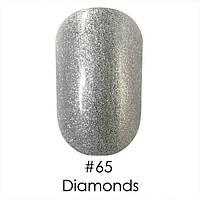 Гель-лак для ногтей Наоми 6ml Naomi Gel Polish 065