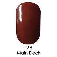 Гель-лак для ногтей Наоми 6ml Naomi Gel Polish 068
