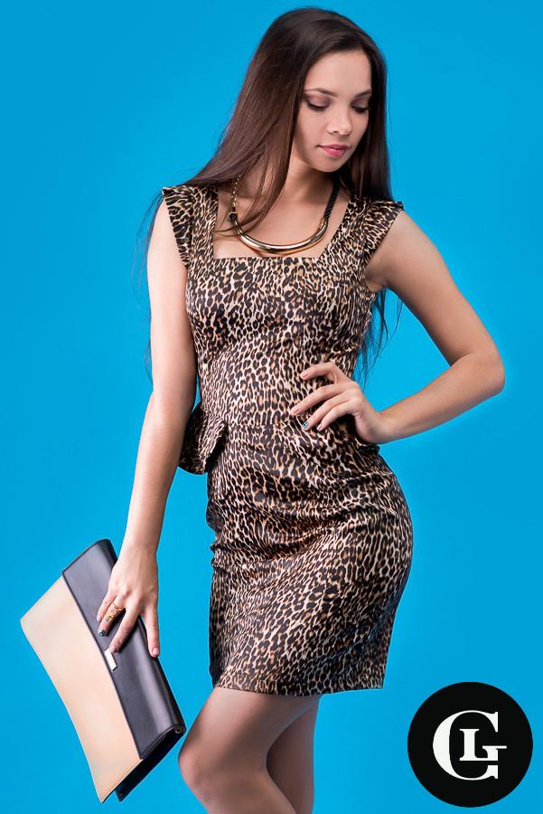 Женское стильное платье купить недорого Модное платье Grali