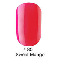 Гель-лак для ногтей Наоми 6ml Naomi Gel Polish 080