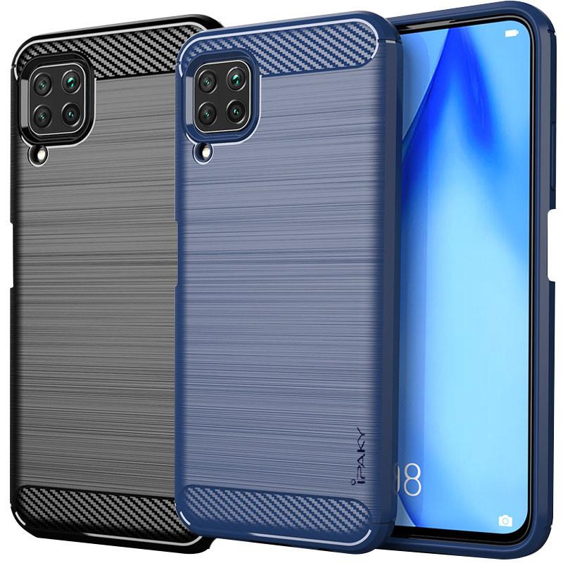 Купить TPU чехол iPaky Slim Series для Huawei P40 Lite