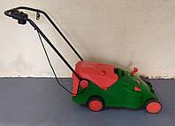Немецкая фирменная электрическая газонокосилка из Германии Brill Evolution 33EM с гарантией