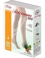 Гольфи Aries Avicenum , закритий носок, бежевий, 360 ден, 1, фото 1