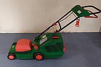 Брендовая мощная электрическая газонокосилка из Германии Brill 36E Mulchcut с гарантией