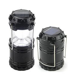 Складной кемпинговый фонарик c солнечной батареей панелью G85 Туристический фонарь, кемпинг