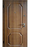 Профильная входная дверь эконом класса в квартиру / 108