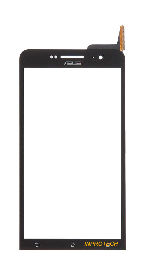 Сенсор (тачскрін) Asus Zenfone 6 Black Original