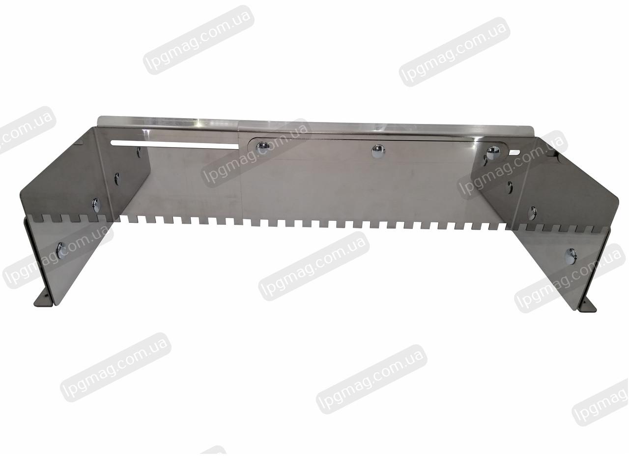 Раздвижная гребёнка 14х14 для укладки плитки на пол и на стены