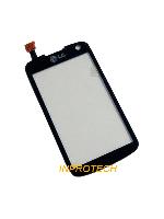 Сенсор (тачскрин) LG GS500 Black