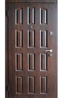 Профильная входная дверь из металла в квартиру /115