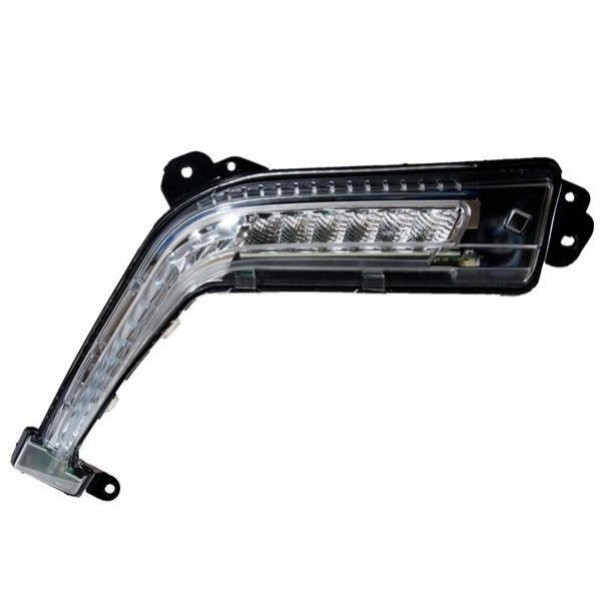 Дневные ходовые огни Peugeot 308 11-13 лев. (Depo) 550-1606L-AE 6208X4