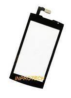 Сенсор (тачскрин) Prestigio MultiPhone 4500 Black Original