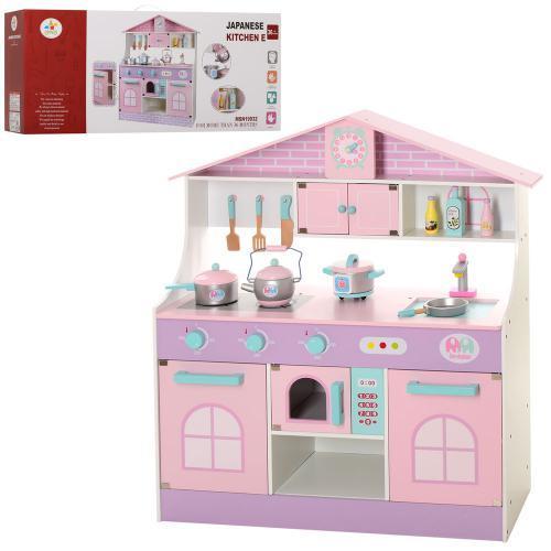 Кухня детская деревянная (аналог KidKraft) арт. 2257