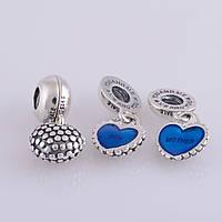 Подвеска-шарм «Мама и сын» из серебра Pandora, 791152EN08