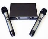 База 2 радиомикрофона Радиосистема Shure SH-999R, фото 2